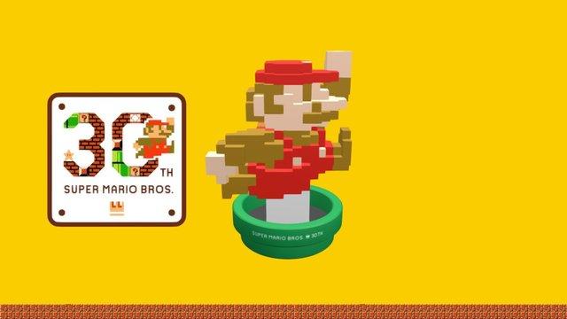 30th Anniversary Mario - Classic Color 3D Model