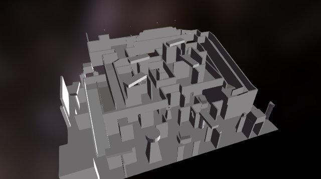 LLT Arena 3D Model