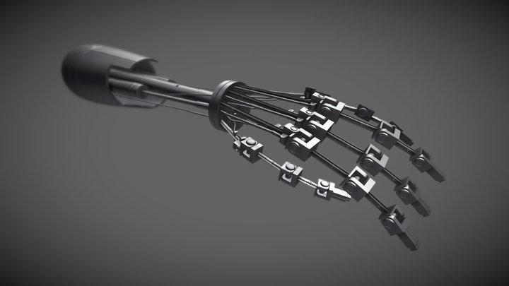arm robot 3D Model
