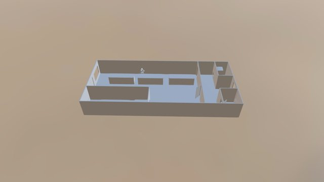 Tobacco Colony Plans 3D Model