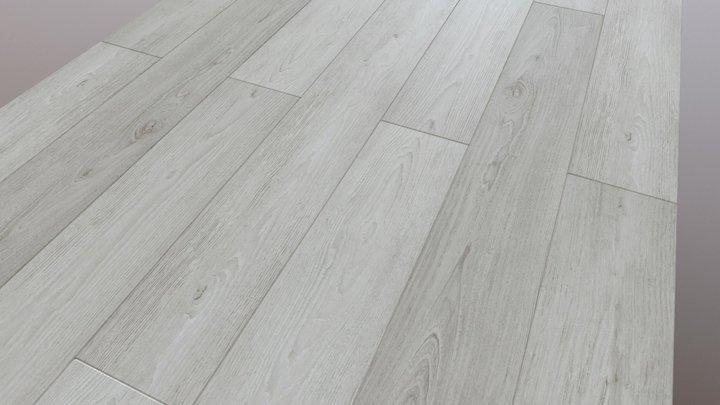 Vinyl Floor Maple 3D Model