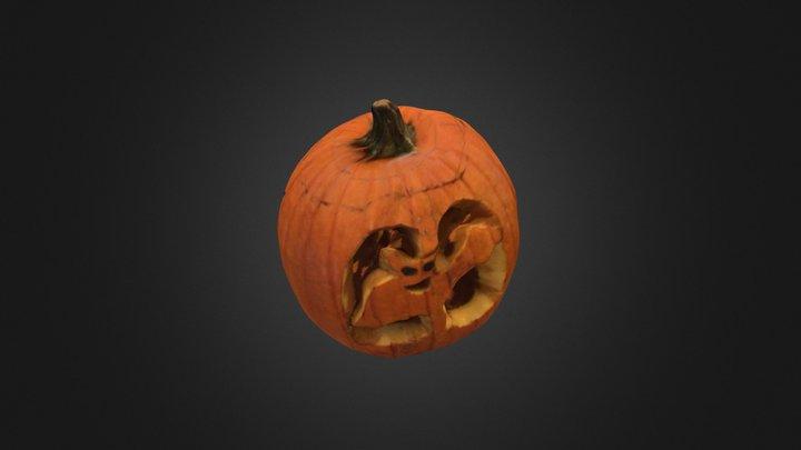 Pumpkin 9 3D Model