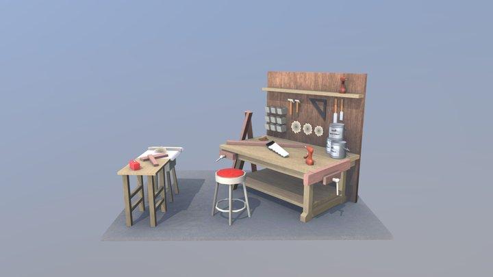 Workshop 3D Model