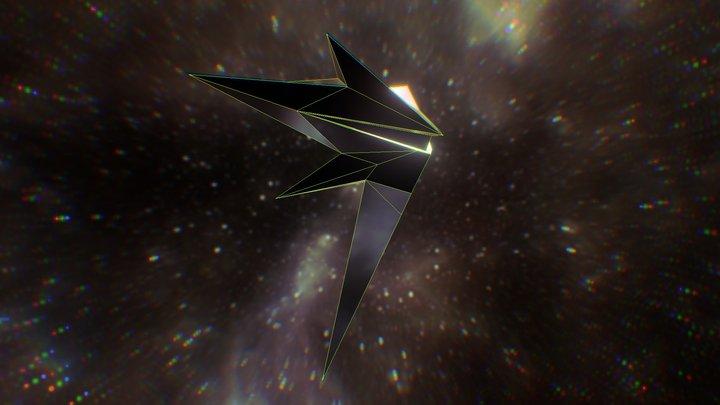 Starlight Brigade | Void Fighter 3D Model