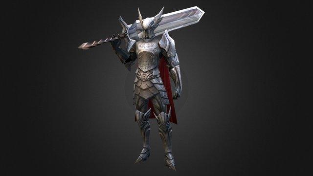 Warriors@idle 3D Model