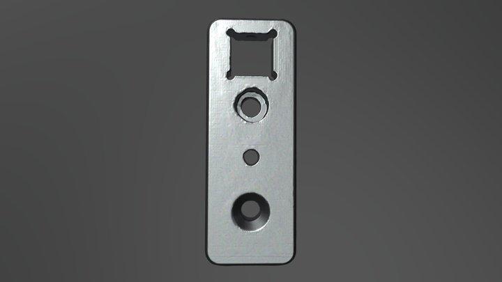 Mechanical spare part 3D Model