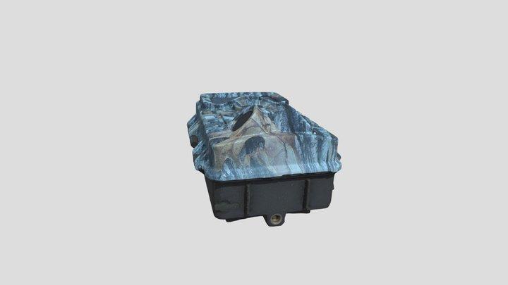 Trail Cam 3D Model