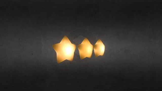 la luna stars WIP 3D Model