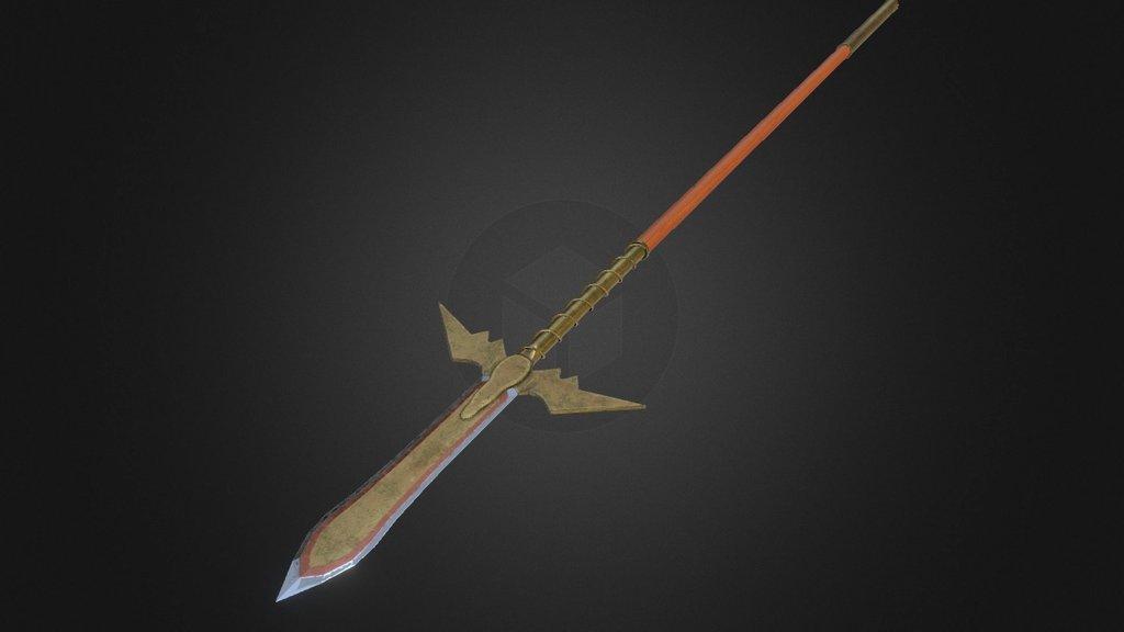 Edward Elric Spear