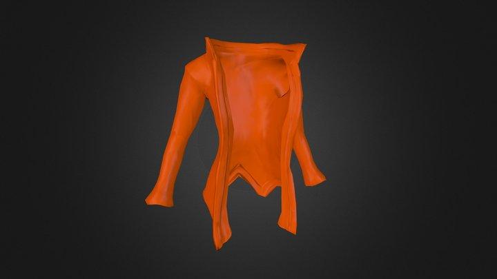 Ashara's Jacket 3D Model