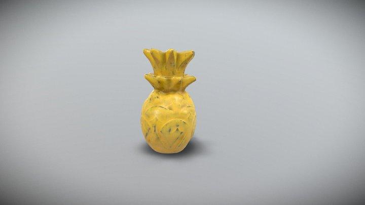 Pineapple Scan 3D Model