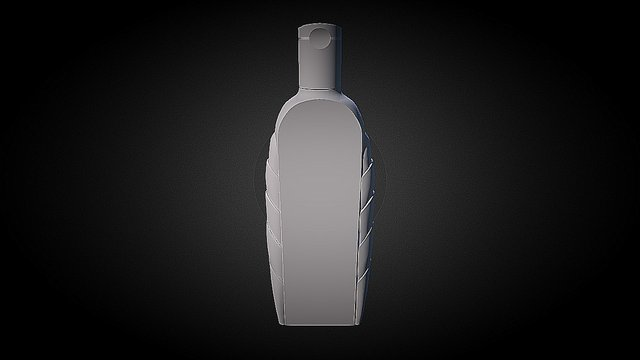Andrelon fles 3D Model