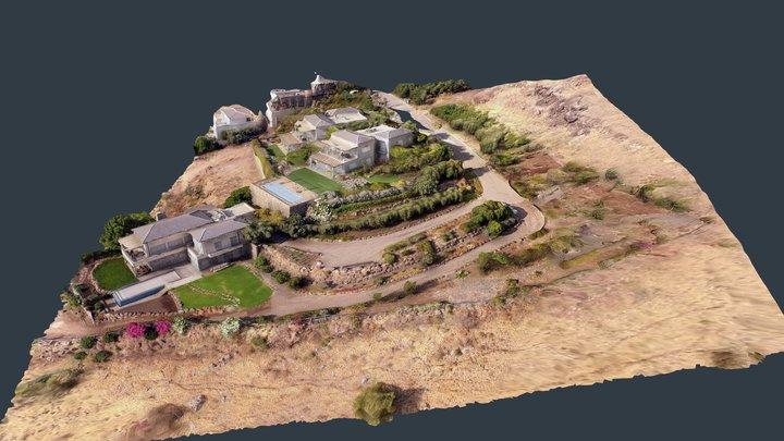 Migdal 3D Model 3D Model