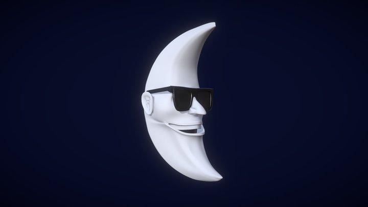 Mac Tonight head 3D Model