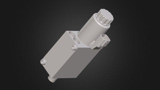 DMV2ABP A-SIDE 3D Model