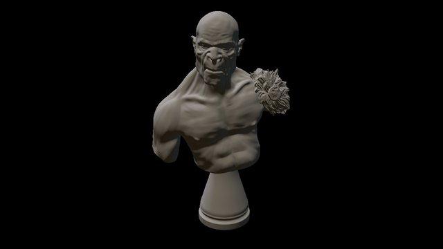 Ork 3D Model