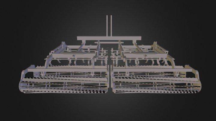 Grubber 3D Model
