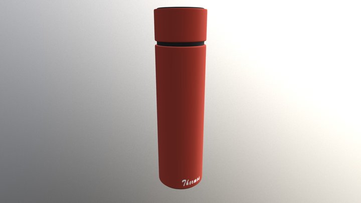 Thermos 3D Model