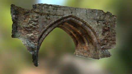 Exe Bridge 3D Model