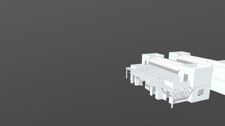MODELLAZIONE selva candida 3D Model