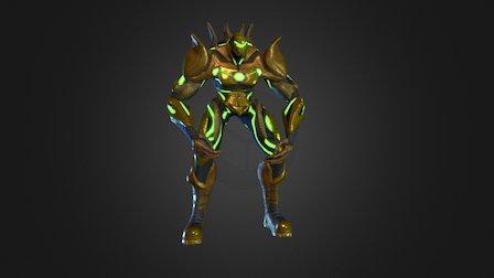 Tech Behemoth Show 3D Model
