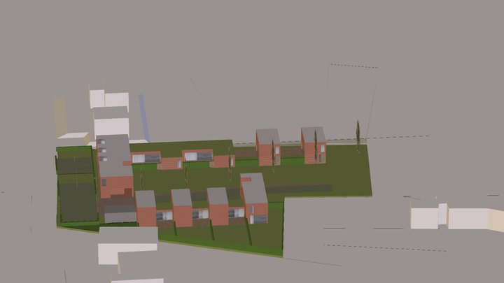 Gilen Riddershof 3D Model
