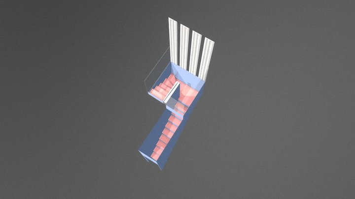 Carpet Coverage 3D Model