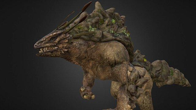 Jörð 3D Model
