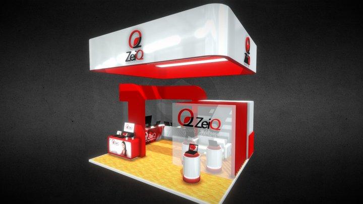 Zeiq Stand 3D Model