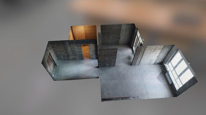 Indoor Hi Poly 3D Model