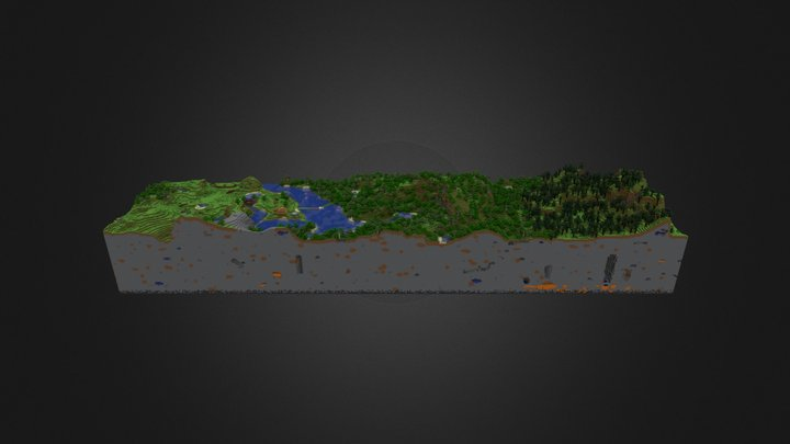Survival 3D Model