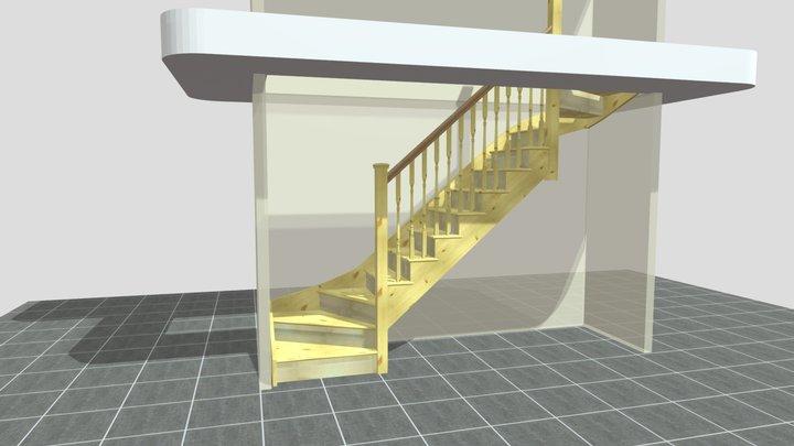 Gabrier_1 3D Model
