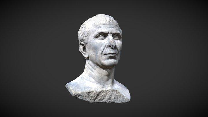 Portrait présumé de Jules César 3D Model