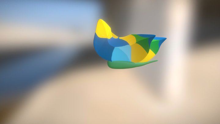 butterflyv2 3D Model