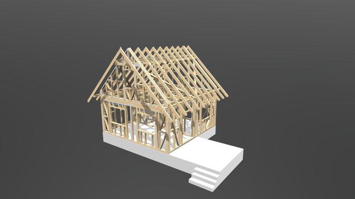 Szent Jakab 3D Model