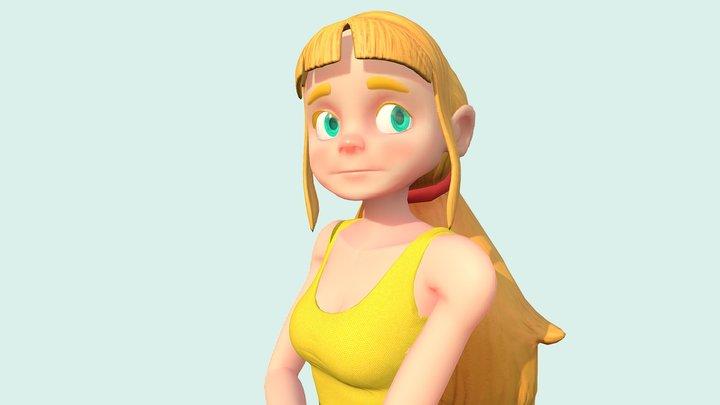 Veronica 3D Model