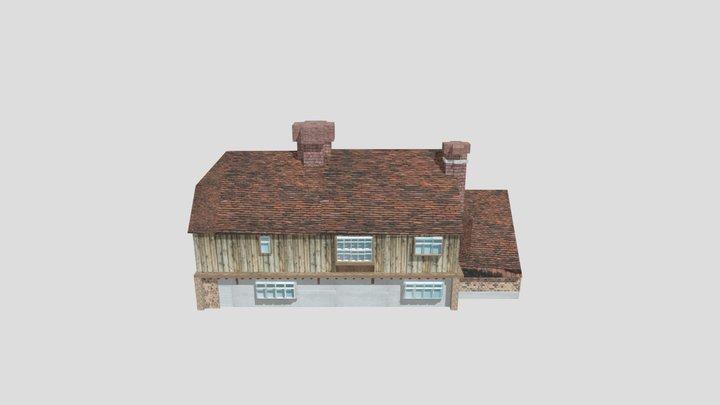 Manor 3D 3D Model