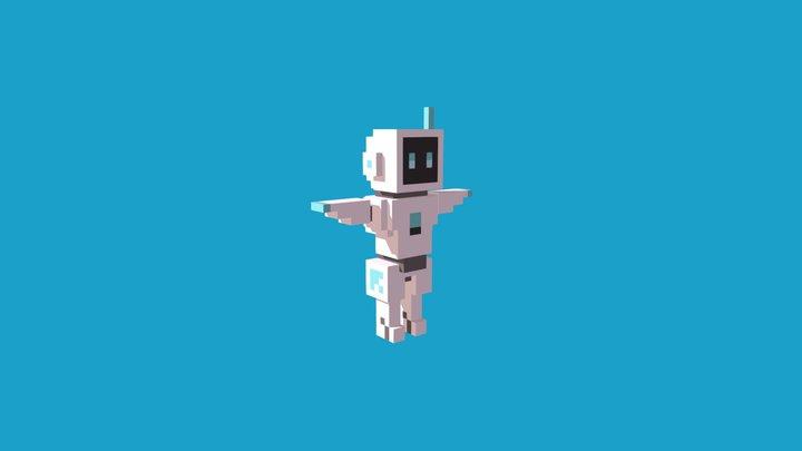 Bit_Bot.5 3D Model