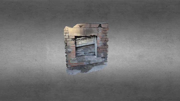 Burrells-lane-window-detail-obj-simp 3D Model
