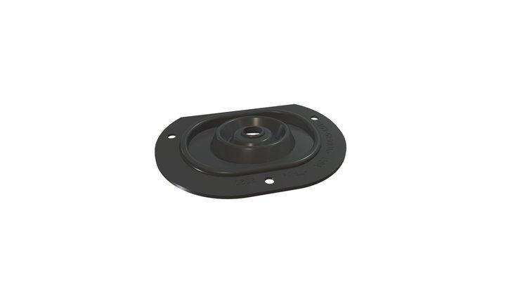 Пыльник КПП  УАЗ   3163-5130016 3D Model