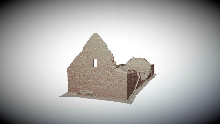 Tullich Church, Aberdeenshire 3D Model