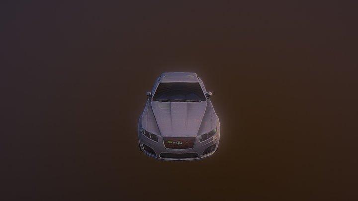Lampadati Felon 3D Model