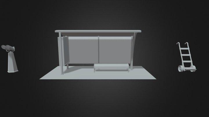 DraftPunk HW #3 3D Model