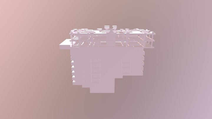 New Park 3D Model
