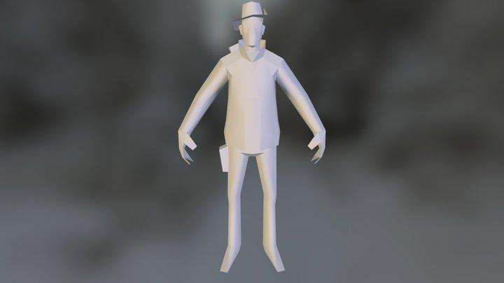Sniper.zip 3D Model