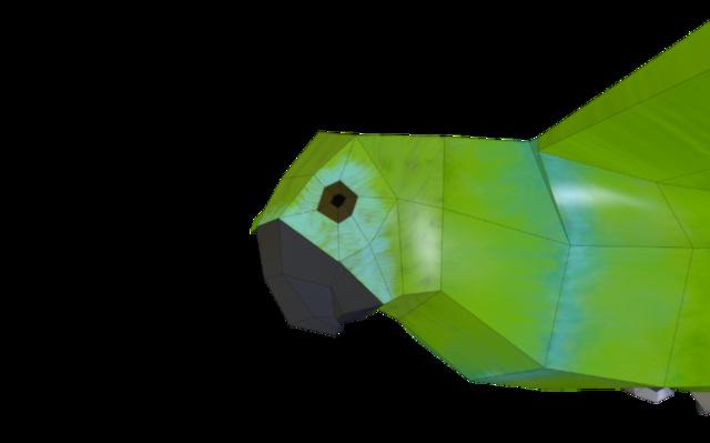 Bird1 3D Model