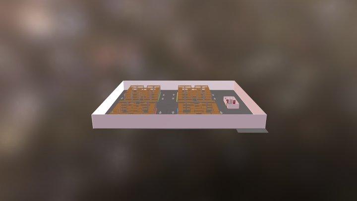 projet bac final 3D Model