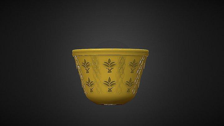 Finjaal Arabi Coffie 3D Model