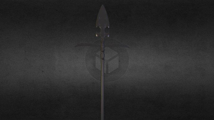 spear (test) 3D Model