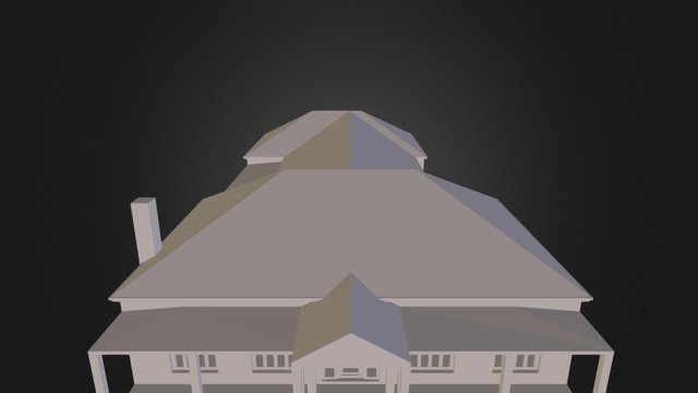 House Trial 3D Model